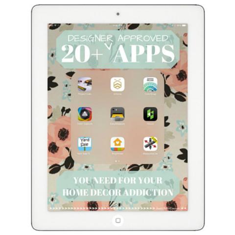 20 interior design apps   inside the fox den