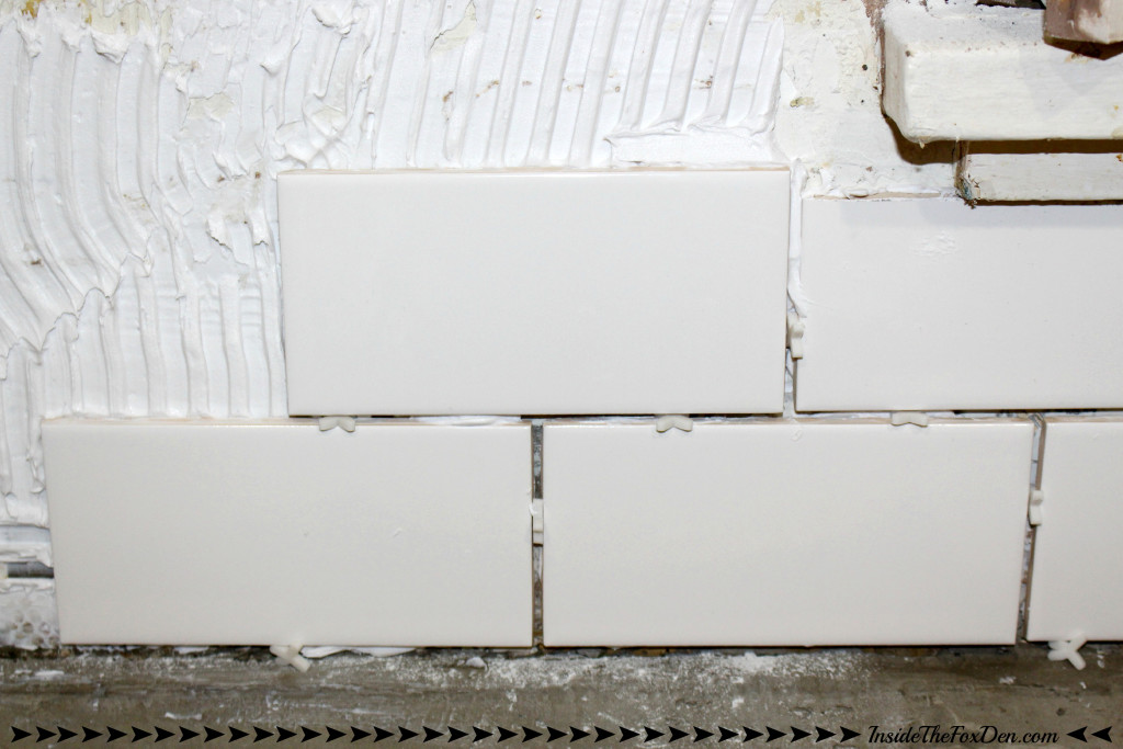 How To Install A Subway Tile Backsplash Part 1