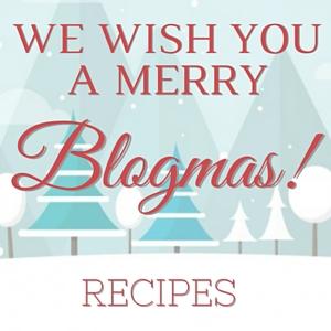 Merry Blogmas Link Party – Recipes