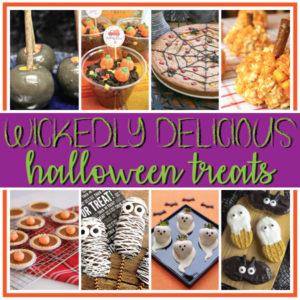Wickedly Delicious Halloween Treats