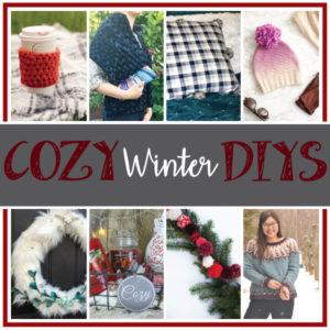 Cozy Winter DIYs