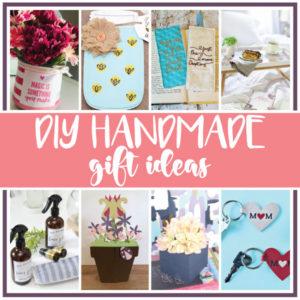 DIY Handmade Gift Ideas