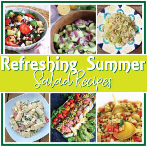 Refreshing Summer Salad Recipes