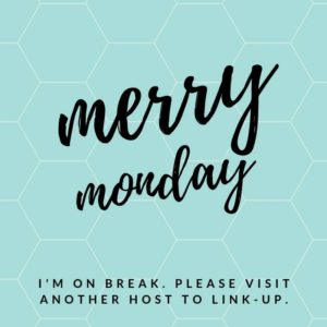 On Vacation | Merry Monday #253
